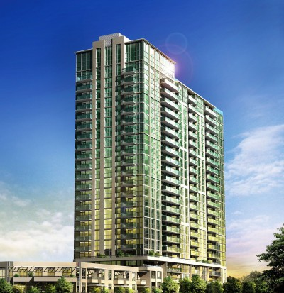 Mirage Condos – Modern / Family Square One Condo
