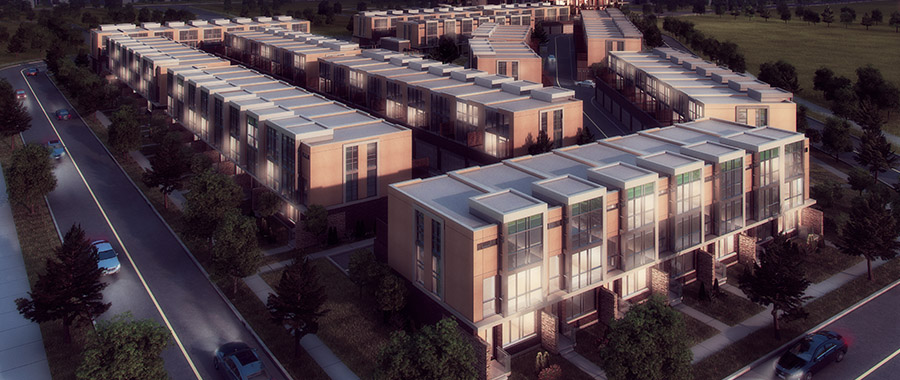 marquee townhomes Marquee Townhomes Mississauga marquee towns crystal condos