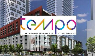 Tempo Condos Mississauga & future Square One condos