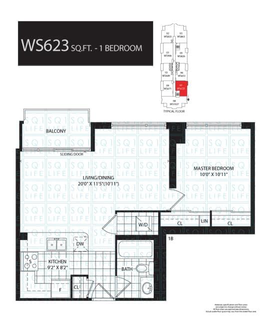 208-Enfield-Widesuites-Condo-Floorplan-WS623-1-Bed-1-Bath widesuite condo Widesuite Condo 208 Enfield Widesuites Condo Floorplan WS623 1 Bed 1 Bath