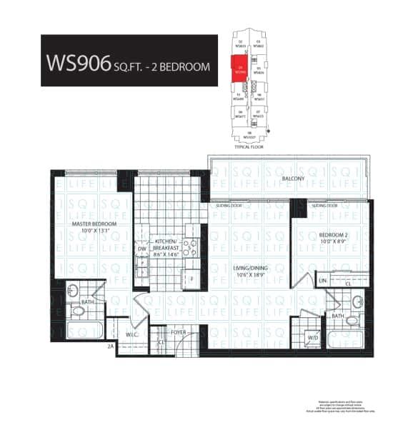 208-Enfield-Widesuites-Condo-Floorplan-WS906-2-Bed-2-Bath widesuite condo Widesuite Condo 208 Enfield Widesuites Condo Floorplan WS906 2 Bed 2 Bath