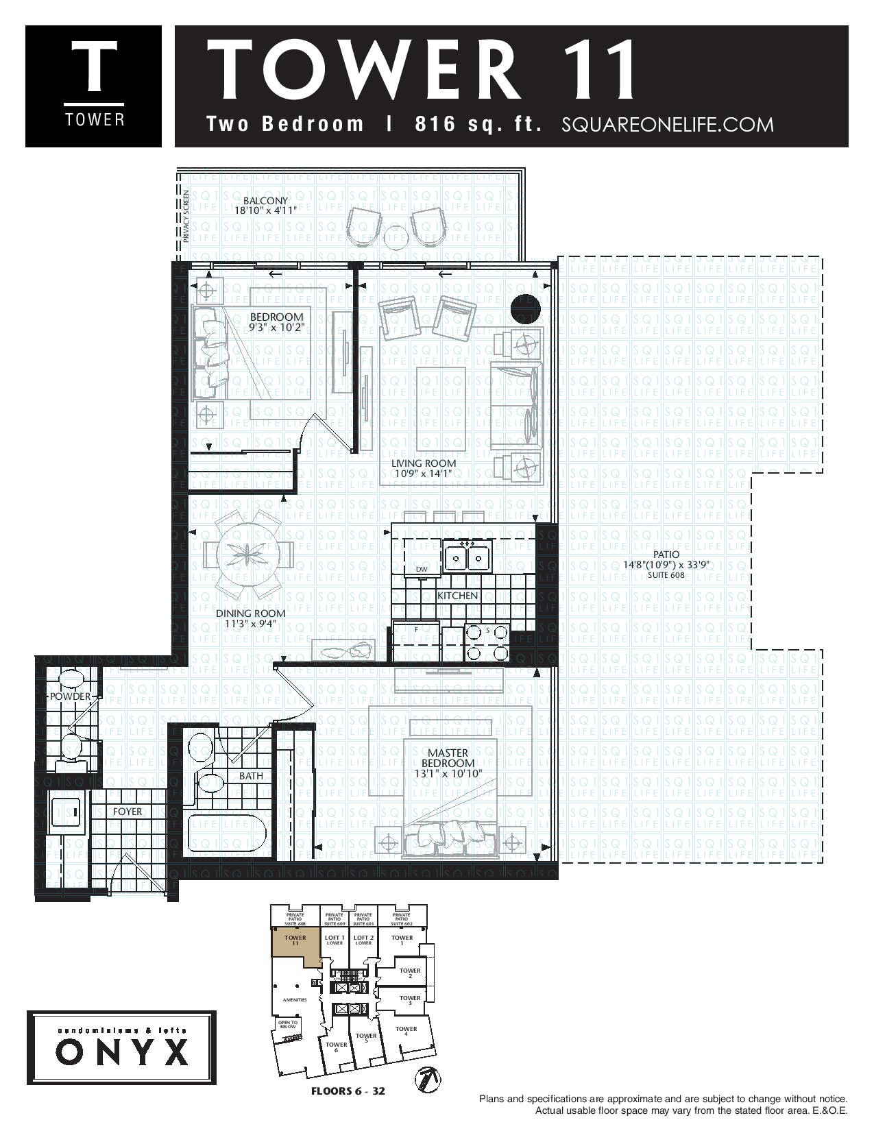 223-Webb-Dr-Onyx-Condo-Floorplan-Tower-11-2-Bed-2-Bath onyx condo Onyx Condo 223 Webb Dr Onyx Condo Floorplan Tower 11 2 Bed 2 Bath