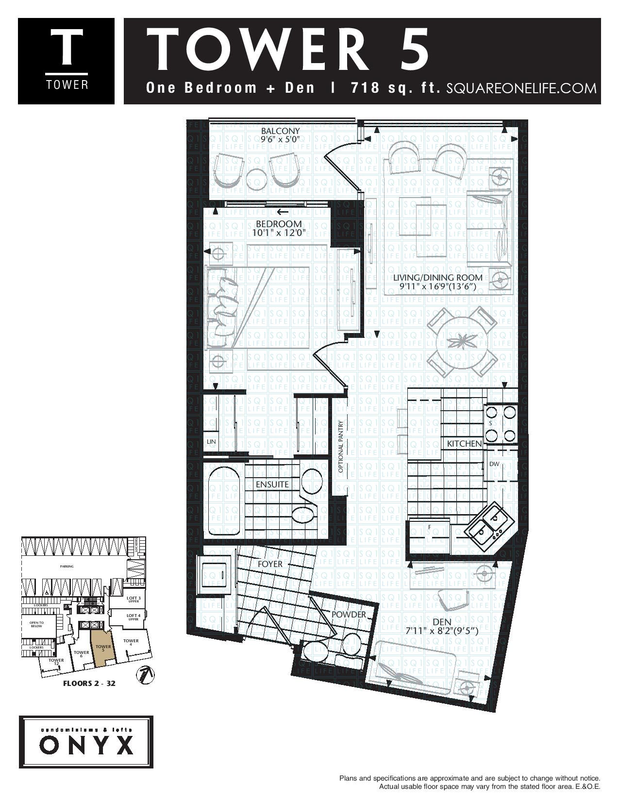 223-Webb-Dr-Onyx-Condo-Floorplan-Tower-5-1-Bed-1-Den-2-Bath onyx condo Onyx Condo 223 Webb Dr Onyx Condo Floorplan Tower 5 1 Bed 1 Den 2 Bath