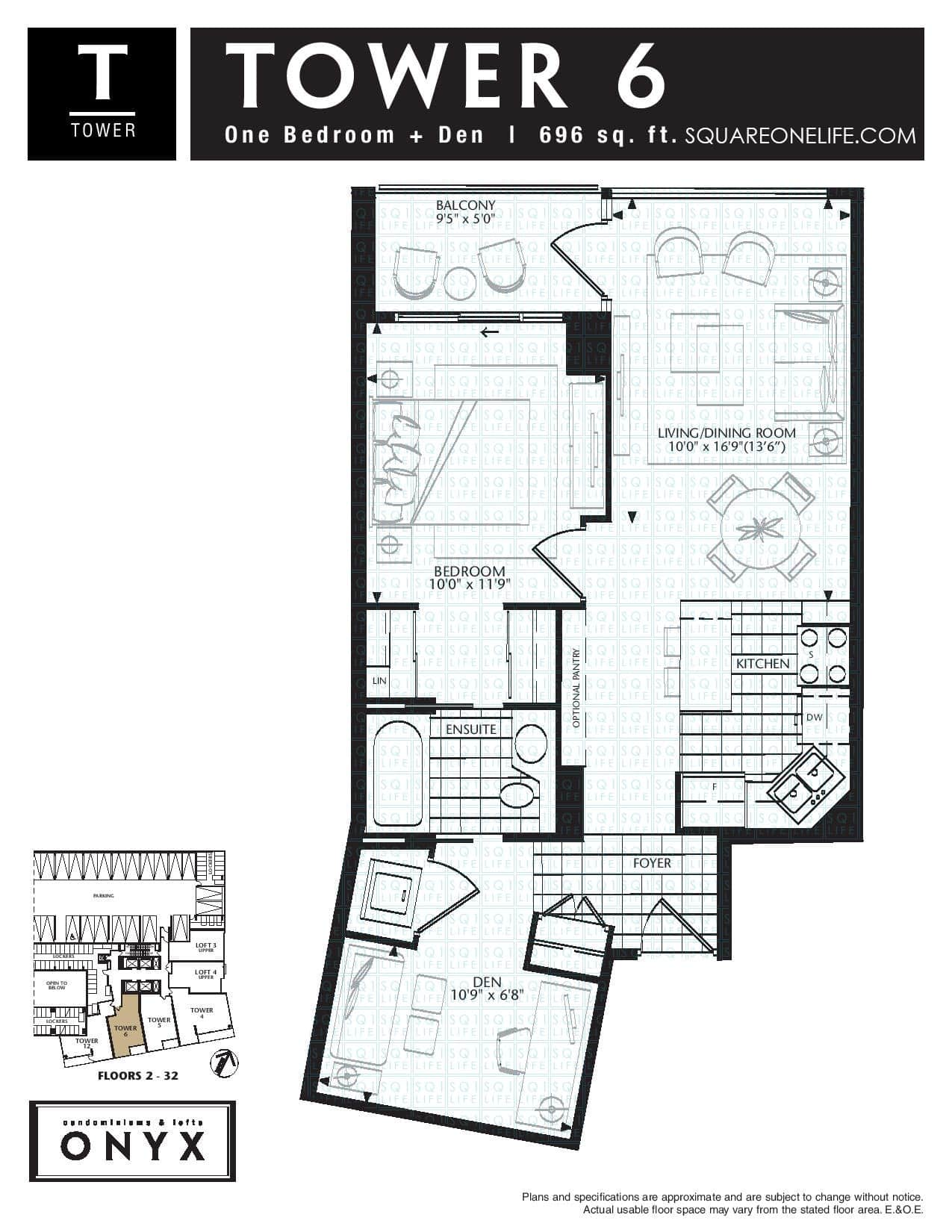 223-Webb-Dr-Onyx-Condo-Floorplan-Tower-6-1-Bed-1-Den-1-Bath onyx condo Onyx Condo 223 Webb Dr Onyx Condo Floorplan Tower 6 1 Bed 1 Den 1 Bath