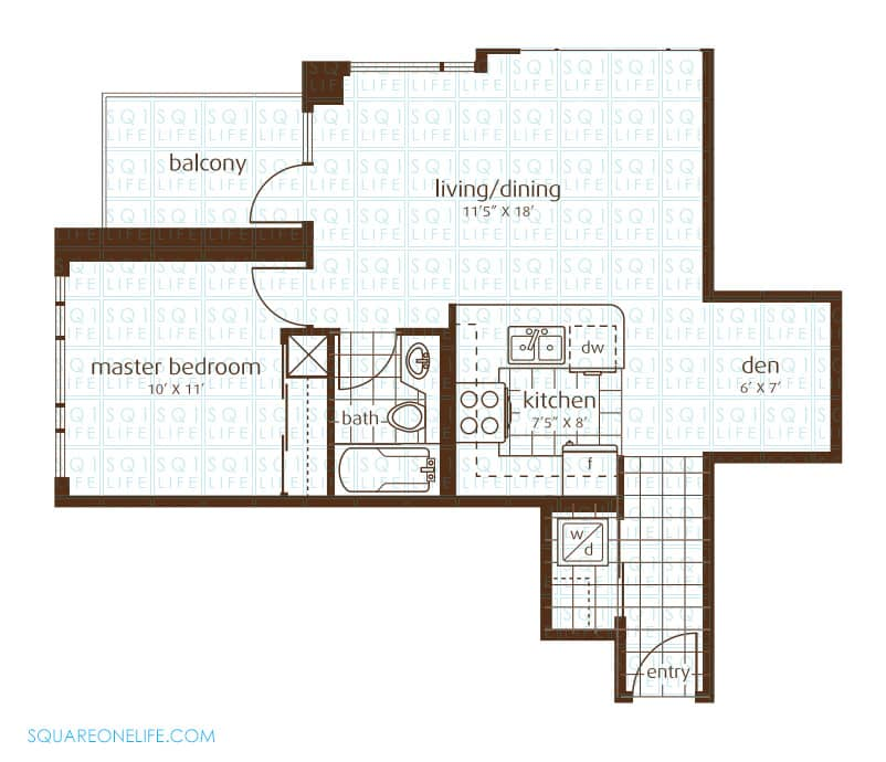 3525-Kariya-Dr-Elle-Condo-Floorplan-6-1-Bed-1-Den-1-Bath elle condo Elle Condo 3525 Kariya Dr Elle Condo Floorplan 6 1 Bed 1 Den 1 Bath