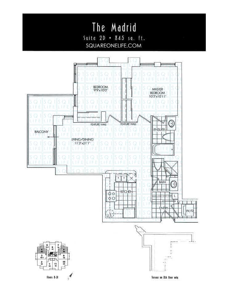 388-Prince-Of-Wales-Dr-One-Park-Tower-Condo-Floorplan-The-Madrid-2-Bed-2-Bath one park tower One Park Tower Condo 388 Prince Of Wales Dr One Park Tower Condo Floorplan The Madrid 2 Bed 2 Bath