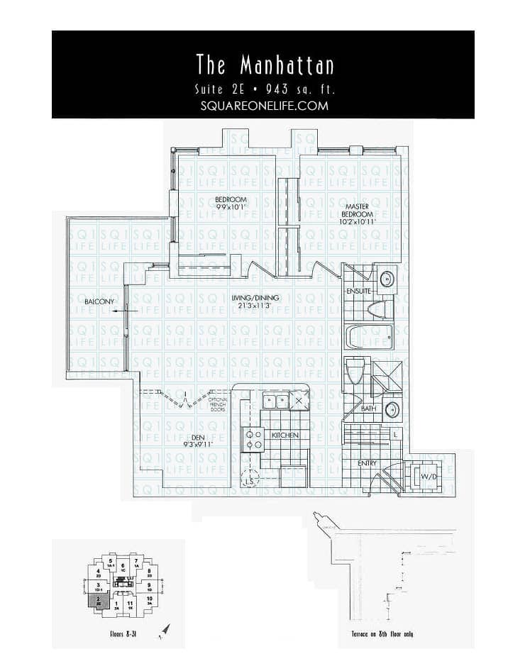 388-Prince-Of-Wales-Dr-One-Park-Tower-Condo-Floorplan-The-Manhattan-2-Bed-1-Den-2-Bath one park tower One Park Tower Condo 388 Prince Of Wales Dr One Park Tower Condo Floorplan The Manhattan 2 Bed 1 Den 2 Bath