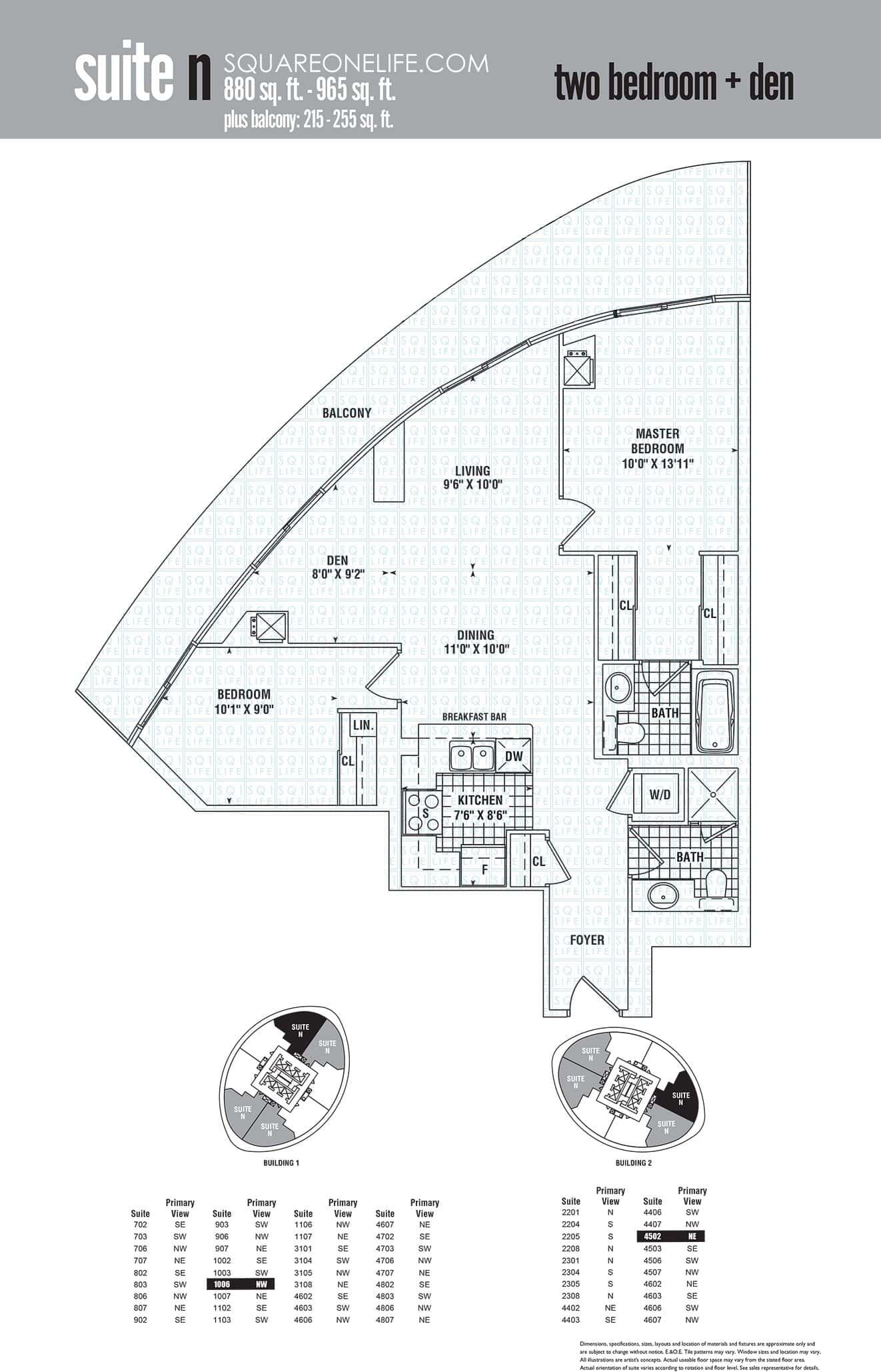 50-Absolute-60-Absolute-Condos-Floorplan-Suite-N-2-Bed-1-Den-2-Bath marilyn monroe condos Marilyn Monroe Condos 50 Absolute 60 Absolute Condos Floorplan Suite N 2 Bed 1 Den 2 Bath