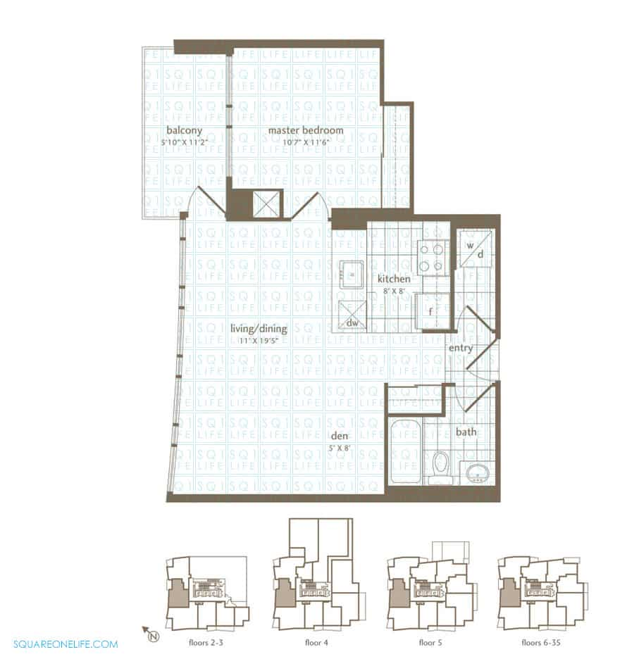 Park-Residences-Condo-Floorplan-Maple-1-Bed-1-Den-1-Bath park residences condo Park Residences Condo Park Residences Condo Floorplan Maple 1 Bed 1 Den 1 Bath