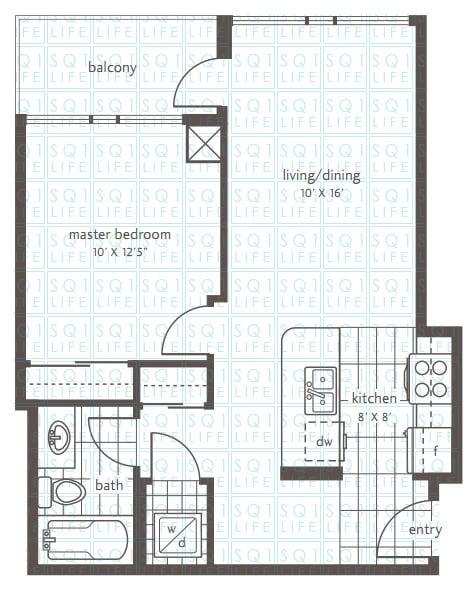 Residences-Condo-LPH1-1-Bed-1-Bath residences condo Residences Condo Residences Condo LPH1 1 Bed 1 Bath