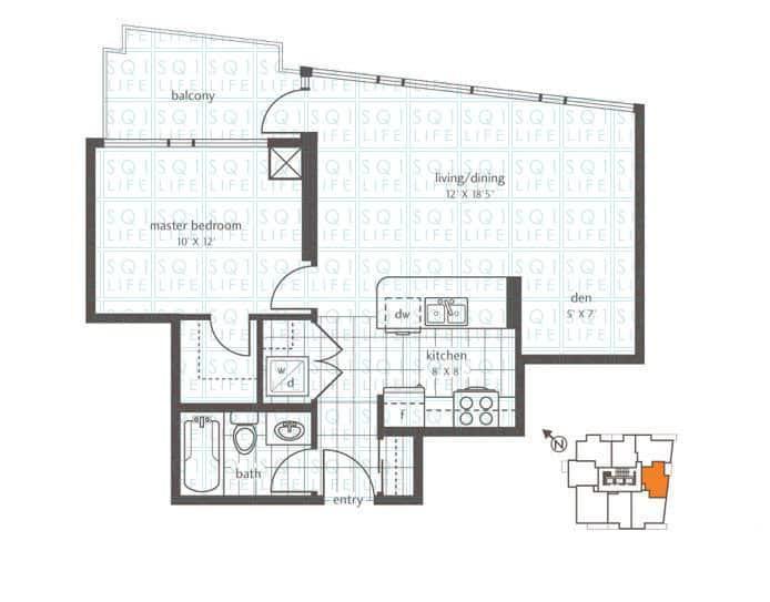 Residences-Condo-LPH3-1-Bed-1-Den-1-Bath residences condo Residences Condo Residences Condo LPH3 1 Bed 1 Den 1 Bath