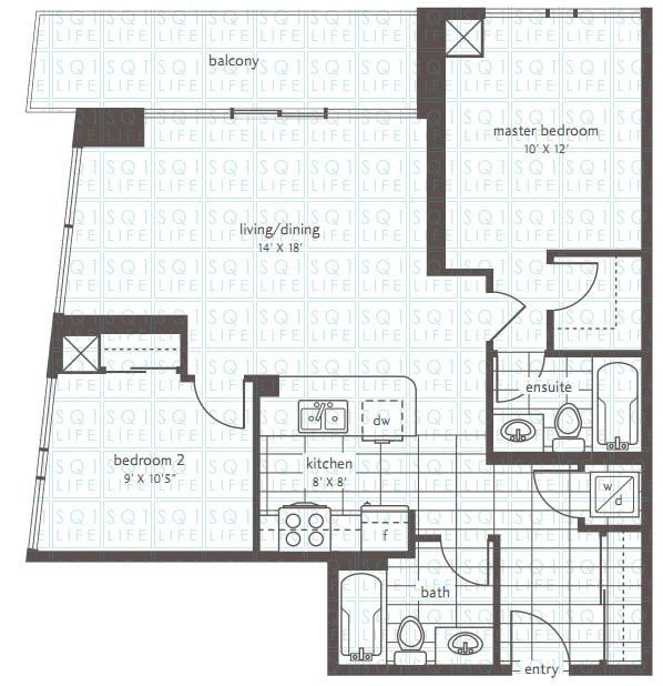 Residences-Condo-LPH4-2-Bed-2-Bath residences condo Residences Condo Residences Condo LPH4 2 Bed 2 Bath
