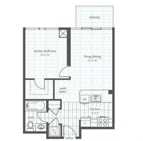 Residences-Condo-LPH7-1-Bed-1-Bath residences condo Residences Condo Residences Condo LPH7 1 Bed 1 Bath