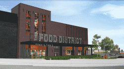 Food District Square One Mall Expansion