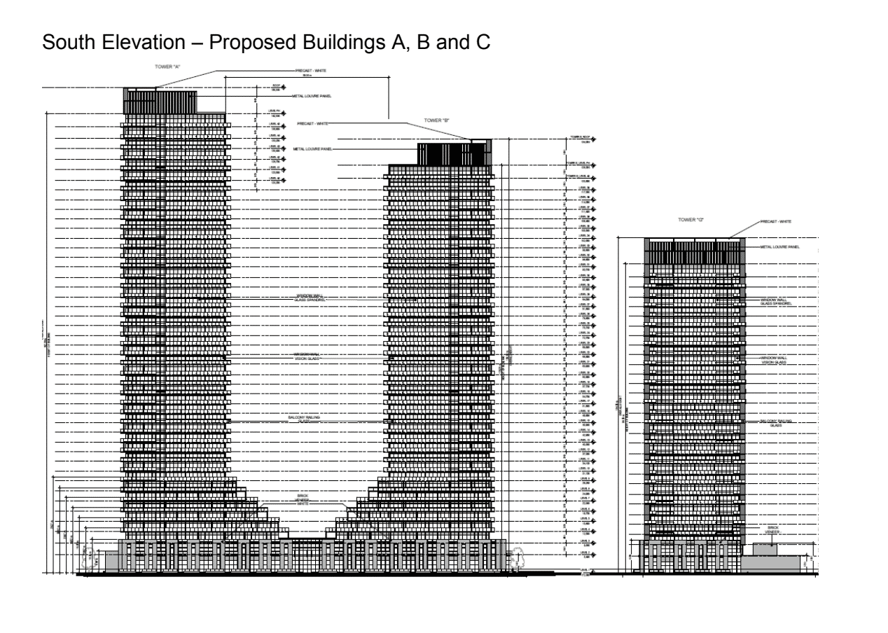 [object object] 6 New Towers At Hurontario and Eglinton Mississauga 91 131 eglinton ave east mississauga condos for sale towers a b c