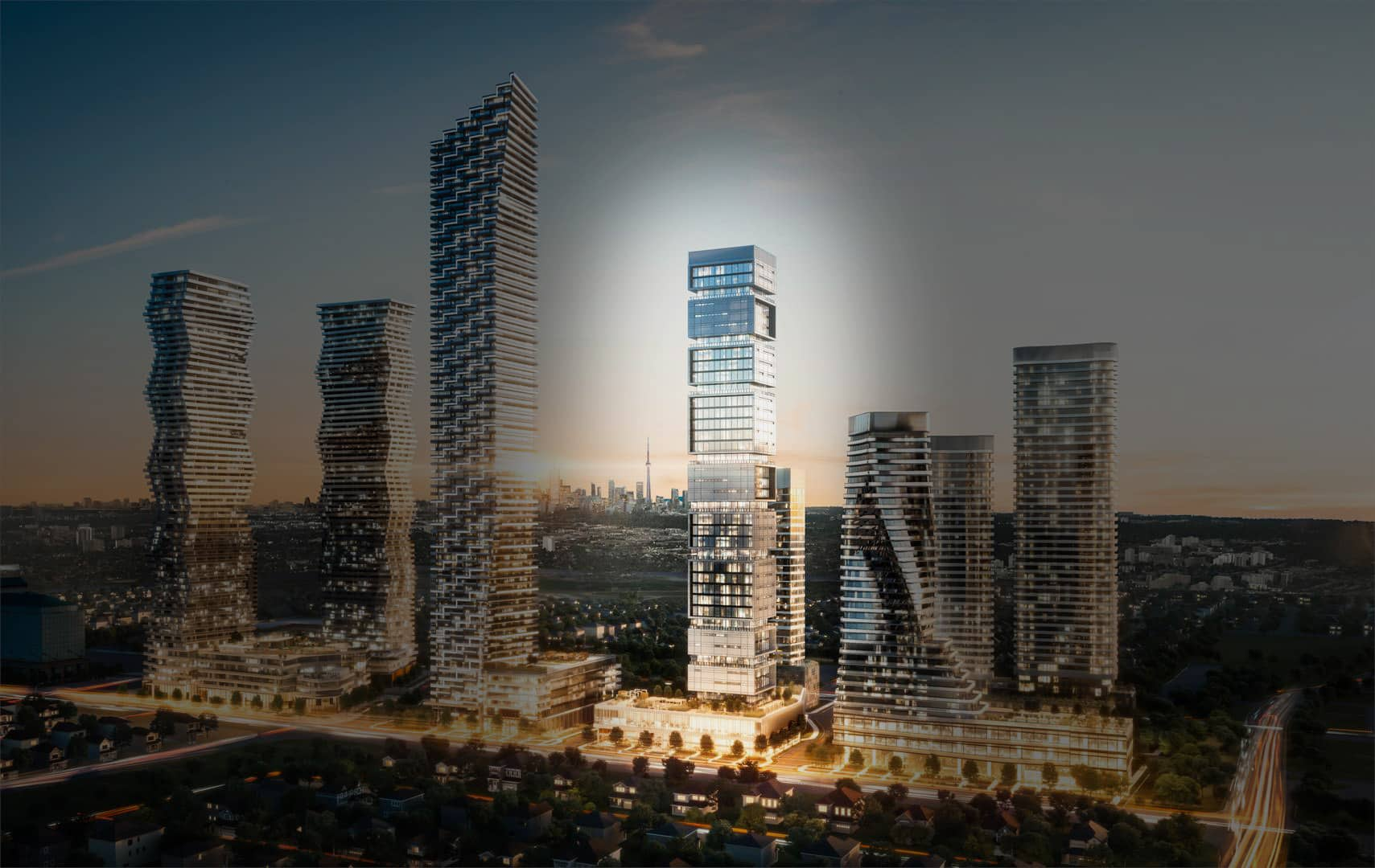 M4 Condos at M CITY Mississauga m4 condos for sale mississauga square one mcity