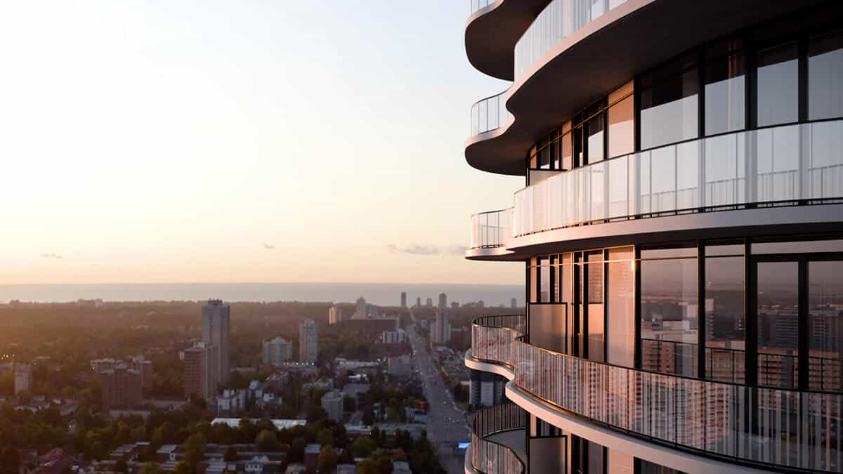 Alba Condos in Downtown Mississauga alba condos 1 fairview rd e mississauga square one for sale
