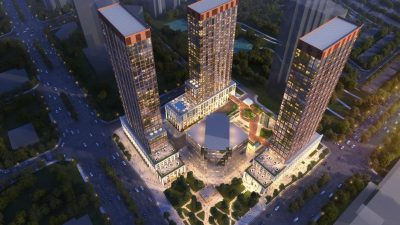 Three Towers at 30 Eglinton Avenue West Mississauga square one condos Square One Condos | Home 30 eglinton ave w mississauga condos for sale 400x225