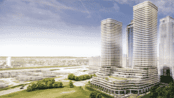 Voya Condos at Parkside Village Mississauga