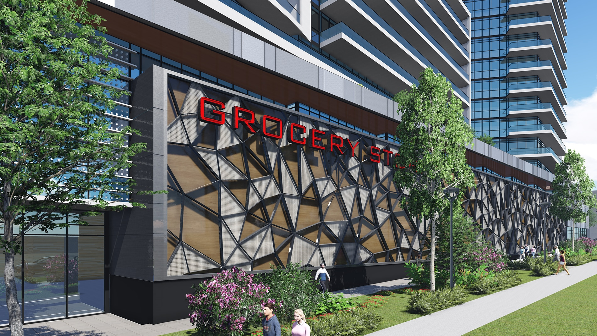 Gemma Condos at Pinnacle Uptown in Square One gemma condos mississauga square one pinnacle international for sale