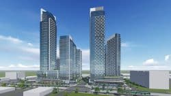 Gemma Condos at Pinnacle Uptown in Square One